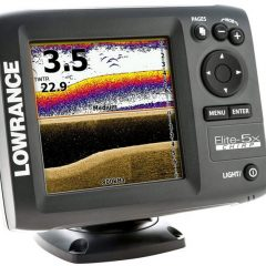 Lowrance Elite 5 Review
